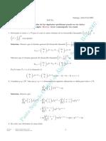 Control 2 - Álgebra 2007 (Prof Miguel Muñoz)