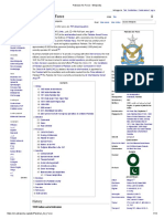 pakistan air force - wikipedia
