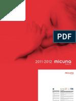 Catalogo Micuna Basic 2011
