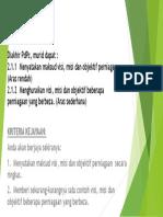 OBJEKTIF PdPC