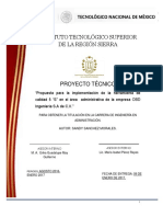 Proyecto 5 s Obd Ngenieria