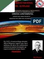 Deriva Continental.9