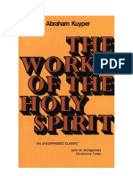 Abraham Kuyper - La Obra Del Espiritu Santopdf