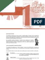 Español y Matemáticas. Cuadernillo de Trabajo. Primer Grado