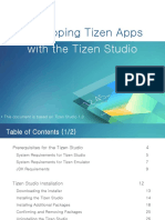 1 Tizen Studio Windows