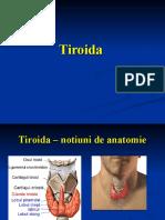 Tiroida - Hipo Si Hiper