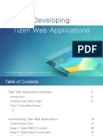 2 Tizen Web App Dev Tizen Studio