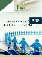 AnteProyecto de Proteccion de Datos Personales