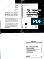 The Foundation of Knowledge - Louay Safi