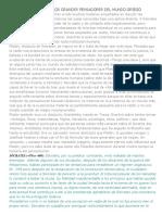 BIOGRAFÍA DE LOS GRANDES PENSADORES DEL MUNDO GRIEGO.docx