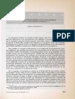 Igualdad, individualismo y cultura general en la educ art - Kerry Freedman.pdf