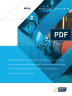 ILearnReliability [Professional Development] Brochure