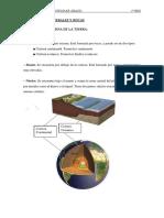1º ESO Biología y Geología La Geosfera Minerales y Rocas