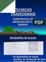 ABOBADILHA DE ENGRAS