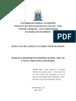 Trabalho Direito Penal Finalizado PDF