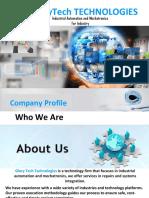 GT Company Profile 2016