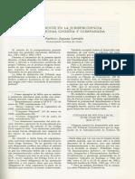 El precedente en la jurisprudencia constitucional chilena y comparada. ZAPATA, Patricio.