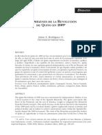 Los Orígenes de la Revolución de quito 1809.pdf
