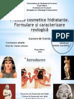 Produse Cosmetice Hidratante Var1