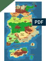 Map of Dread