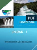 diapositivas hidrologia