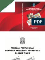 Panduan Penyusunan Dokumentasi Akreditasi Puskesmas di Jawa Timur