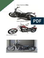 Jawa Daytona 350cc