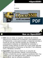 Open Ssh