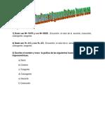 Unidad v Ejercicios Sobre Funciones Trigonométricas Inv