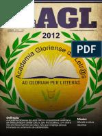 Revista Agl - 1ª Edição - 2016