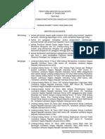 Permendagri 27 2009 (Terbaru)