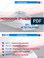 Powechina Railway in the Philippines(financing+financial)20161224