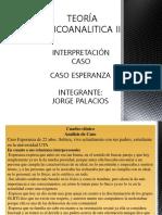Caso Clinico Esperanza