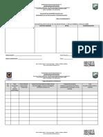 Autoevaluación y Tabla de Evidencias Cah7