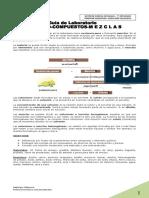 Guía de Laboratorio Elemento-Compuestos-Mezclas 7° Año Básico