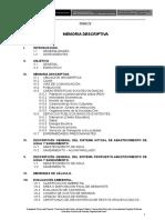 01 Memoria Descriptiva Tarapoto 2013