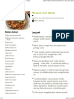Resep Mie Ayam Jamur Jakarta Oleh Diana Downey - Cookpad