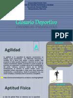 Glosario Deportivo