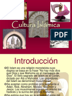 Cultura Islamica SEGUNDO