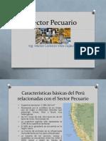 Sector Pecuario