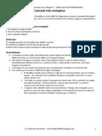 Mensaje La Amargura (4 Estudios)