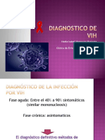 Diagnostico de Vih 1