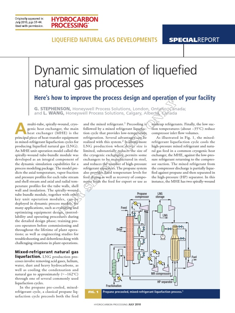 Dynamic simulation lng processes eoppdf liquefied natural gas dynamic simulation lng processes eoppdf liquefied natural gas heat exchanger pooptronica Image collections