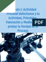Derecho Procesal Penal II Módulo I