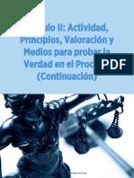 Derecho Procesal Penal II Módulo II
