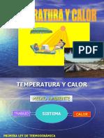 9.2 Temperatura y Calor 27 Diapositivas