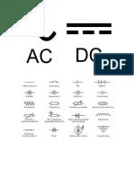 Simbolos electricos General