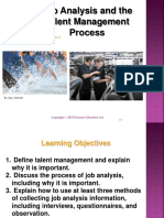 Lesson 2 Job Analysis Talent Management