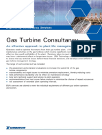 Gas Turbine Consultancy