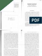Weber, M. Parlamento e Governo Na Alemanha Reorganizada